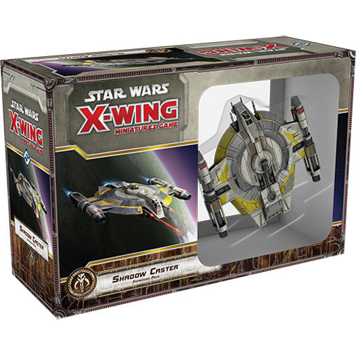 Star Wars: X-Wing - Shadow Caster Expansion Pack (On Sale)