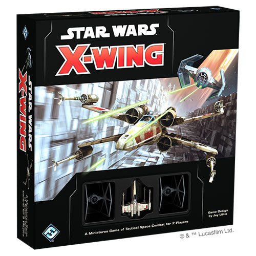 Star Wars X-Wing (2nd Edition): Core Set