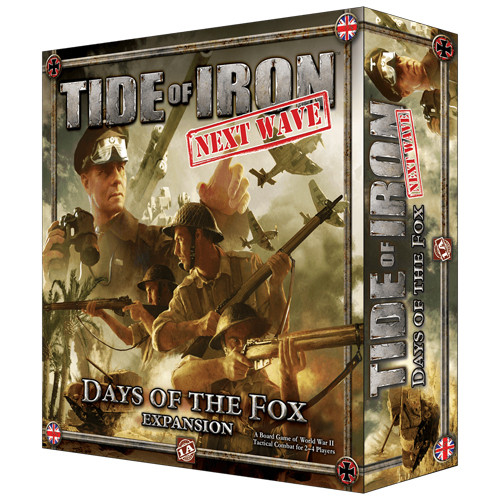 Tide of Iron: Next Wave - Days of the Fox Expansion