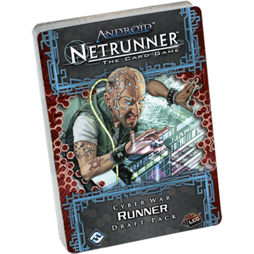 Android: Netrunner LCG - Cyber War Runner Draft Pack