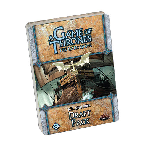 A Game of Thrones LCG: Ice and Fire Draft Pack
