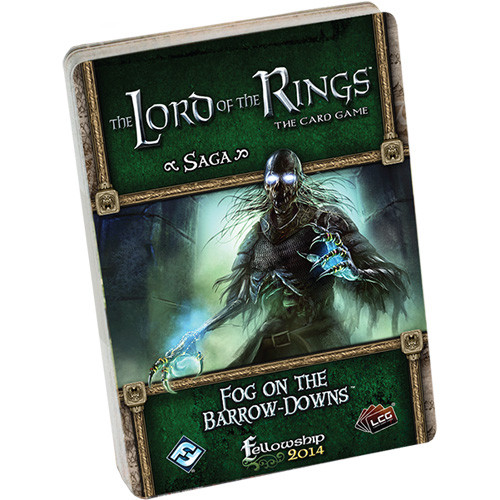 Lord of the Rings LCG: Fog on the Barrow-downs Fellowship Event Deck
