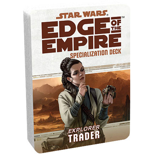 Star Wars: Edge of the Empire RPG - Specialization Deck: Trader