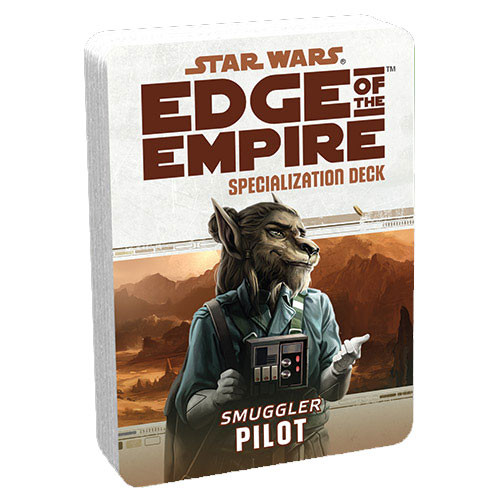 Star Wars: Edge of the Empire RPG - Specialization Deck: Pilot
