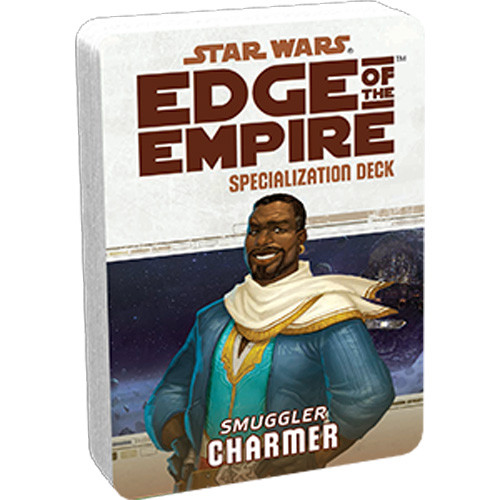 Star Wars: Edge of the Empire RPG - Specialization Deck: Charmer