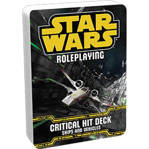 Star Wars RPG: Critical Hit Deck