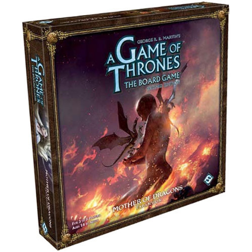 A Game of Thrones Boardgame (2nd Edition): Mother of Dragons Expansion