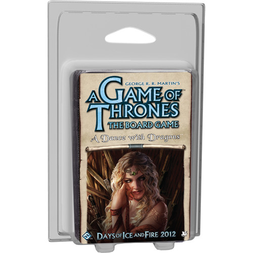 A Game of Thrones Boardgame - A Dance with Dragons Expansion