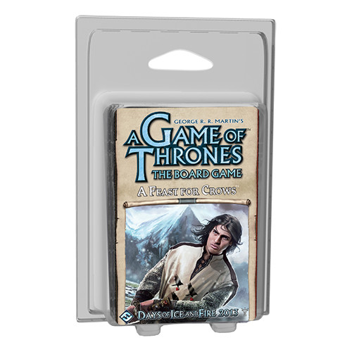 A Game of Thrones Boardgame - A Feast for Crows Expansion