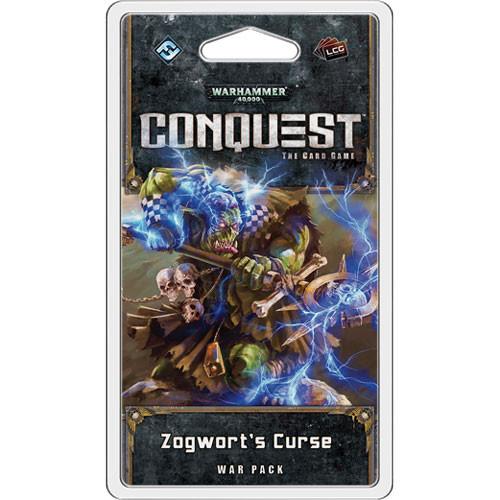 Warhammer 40,000: Conquest LCG - Zogwort's Curse War Pack
