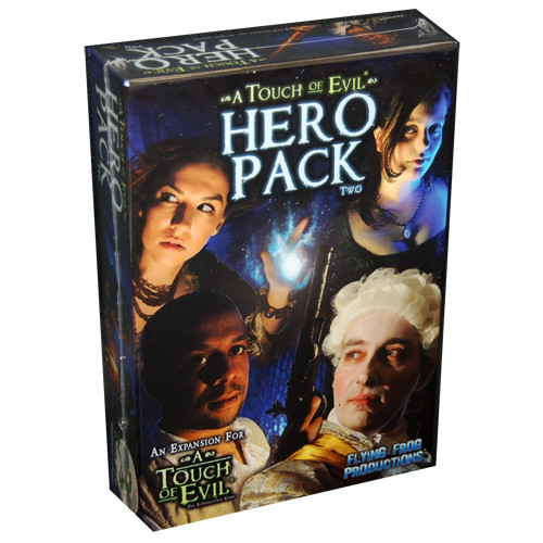 A Touch of Evil: Hero Pack 2 Expansion