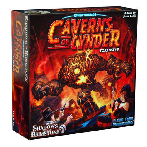 Shadows of Brimstone: Caverns of Cynder Expansion