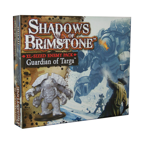Shadows of Brimstone: XL-Sized Enemy Pack - Guardian of Targa