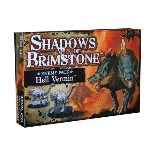Shadows of Brimstone: Enemy Pack - Hell Vermin