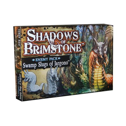 Shadows of Brimstone: Enemy Pack - Swamp Slugs of Jargono