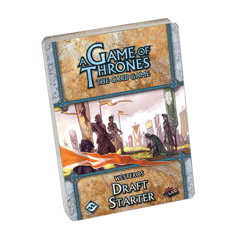 A Game of Thrones LCG: Westeros Draft Starter
