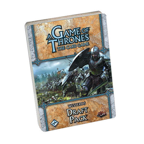 A Game of Thrones LCG: Westeros Draft Pack