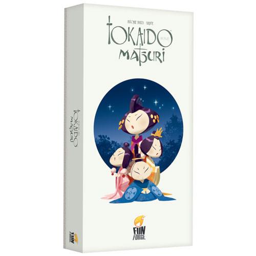 Tokaido: Matsuri Expansion