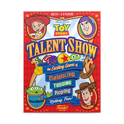 Disney Pixar: Toy Story Talent Show