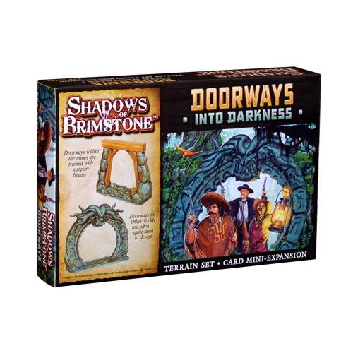 Shadows of Brimstone: Doorways into Darkness Expansion