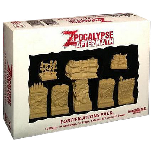 Zpocalypse: Aftermath - Fortifications Pack