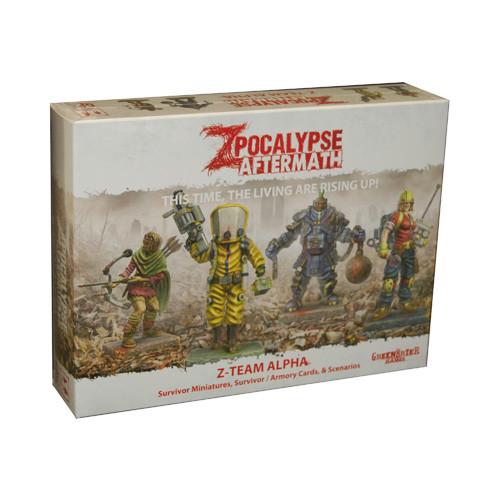 Zpocalypse: Aftermath - Z-Team Alpha Expansion