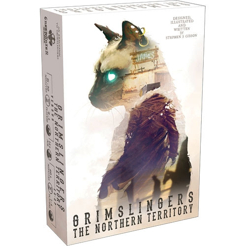 Grimslingers (3rd Edition): The Northern Territory Expansion