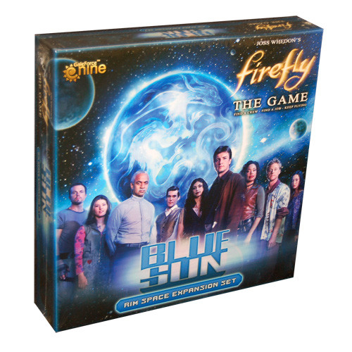 Firefly: Blue Sun Expansion