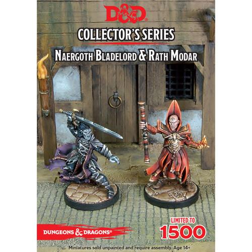 D&D Collector's Series: Naergoth Bladelord & Rath Modar (2)