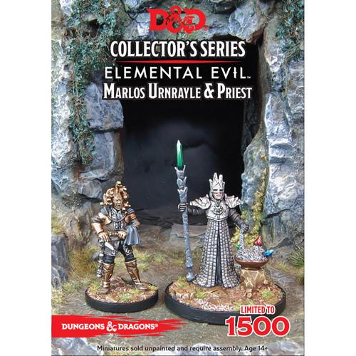 D&D Collector's Series: Elemental Evil - Marlos Urnrayle & Priest (2)