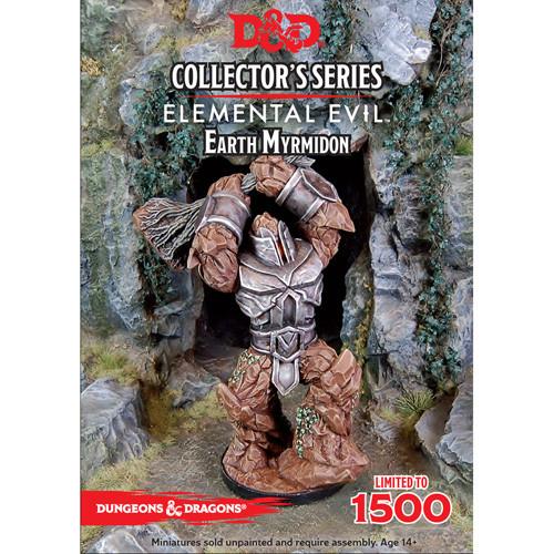 D&D Collector's Series: Elemental Evil - Earth Myrmidon (1)