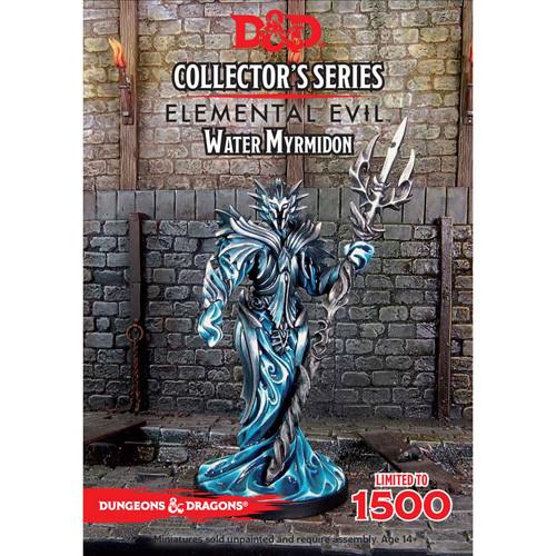 D&D Collector's Series: Elemental Evil - Water Myrmidon (1)