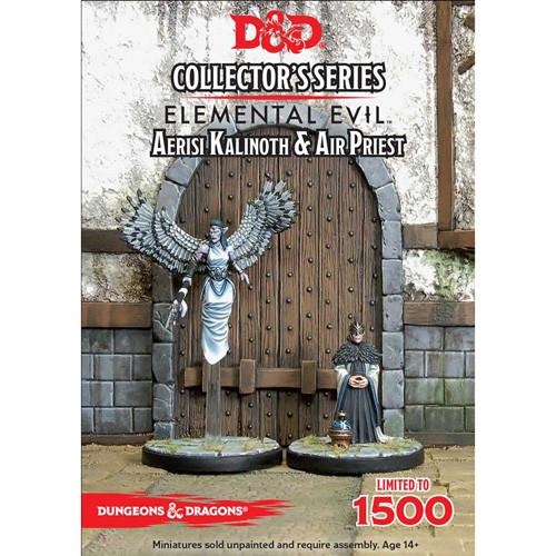 D&D Collector's Series: Aerisi Kalinoth & Priest (2)