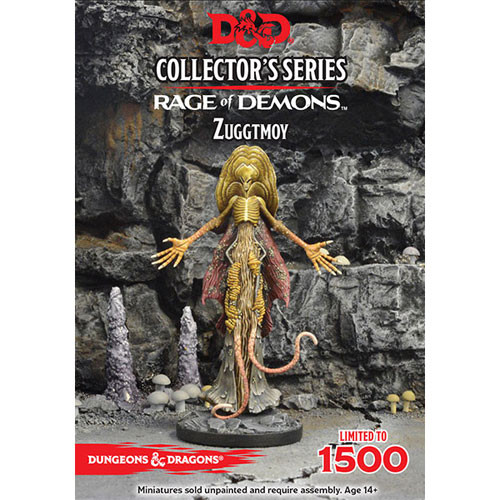 D&D Collector's Series: Rage of Demons - Zuggtmoy (1)