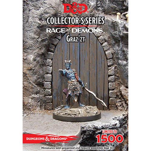 D&D Collector's Series: Rage of Demons - Graz'zt (1)