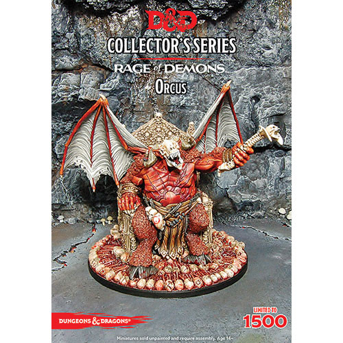D&D Collector's Series: Rage of Demons - Orcus