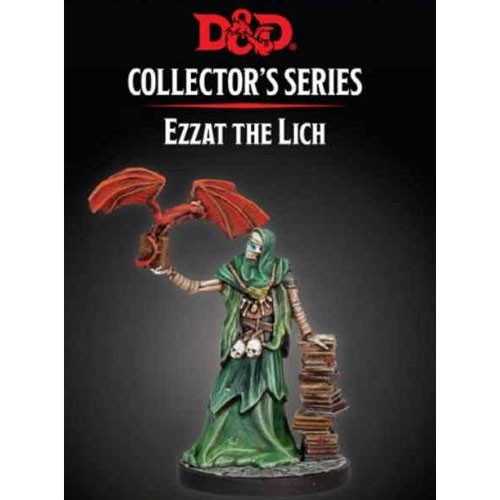 D&D Collector's Series: Dungeon of the Mad Mage - Ezzat the