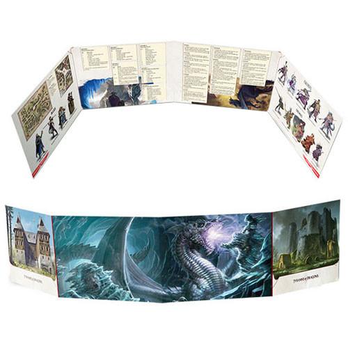 D&D Next RPG: Tyranny of the Dragons - DM Screen