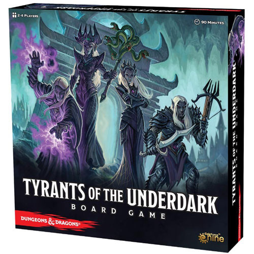 Tyrants of the Underdark (2nd Edition)