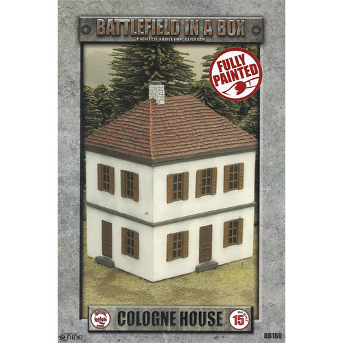 Battlefield in a Box: Cologne House
