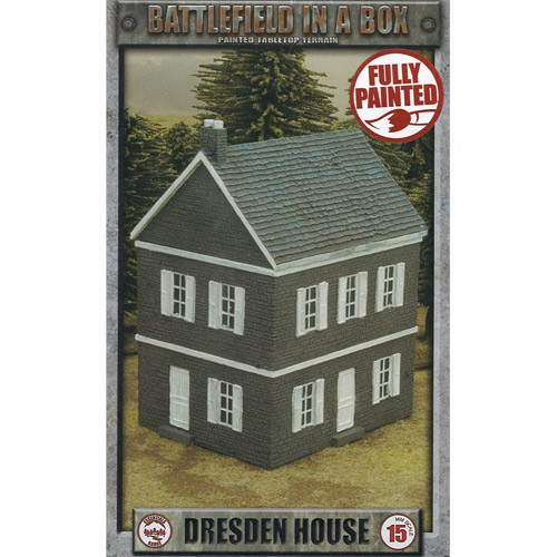 Battlefield in a Box: Dresden House