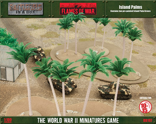 Battlefield in a Box: Island Palms