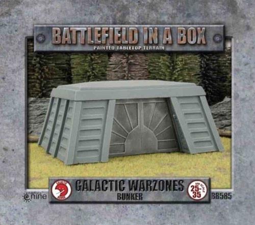 Battlefield in a Box: Galactic Warzones - Bunker