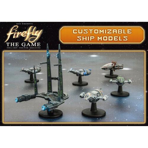 Firefly: Customizable Ship Models (6)