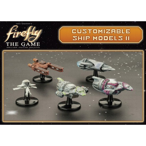 Firefly: Customizable Ship Models II (5)