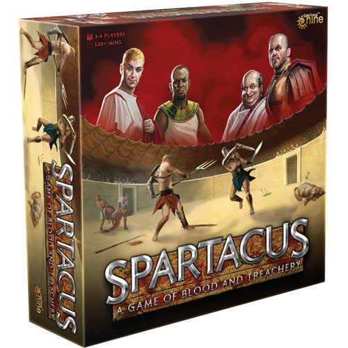 Spartacus: A Game of Blood & Treachery (2020 Edition)
