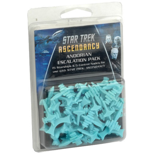 Star Trek: Ascendancy - Andorian Escalation Pack