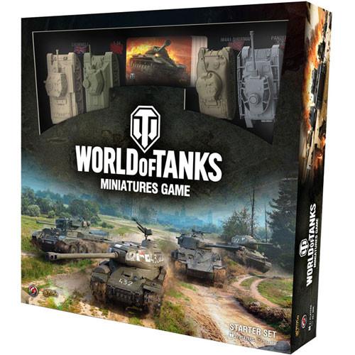 World of Tanks Miniatures Game: Starter Set