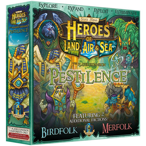 Heroes of Land, Air, & Sea: Pestilence Expansion