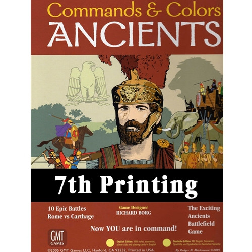 Commands & Colors: Ancients (7th Printing)